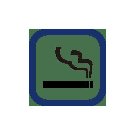 喫煙室には標識提示が義務付け